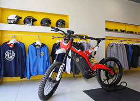 Bultaco abre nueva tienda en Barcelona