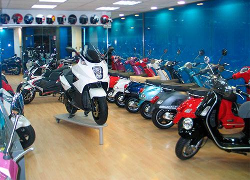 Las matriculaciones de motocicletas suben un 27% en enero