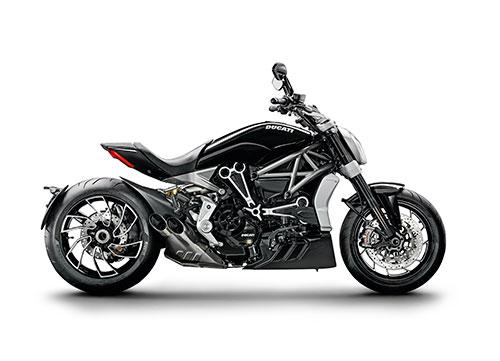 La Ducati XDiavel, la moto más bella