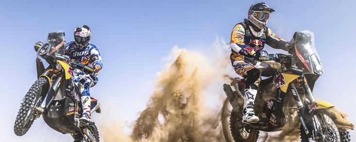 Dakar 2016: ¿Quién será el nuevo número 1 en motos?