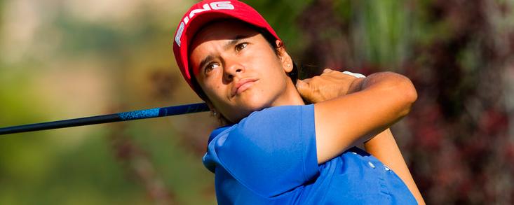 María Palacios acaba segunda en Suecia