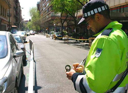 Madrid, capital española donde se ponen más multas