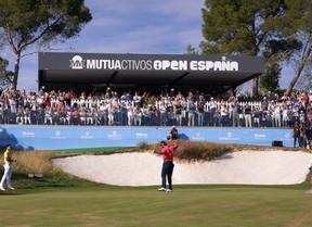 Ya a la venta las entradas para ver el Mutuactivos Open de España de Golf