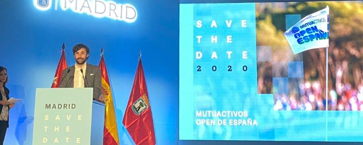 Mutuactivos Open de España, una de las 100 razones por las que visitar Madrid