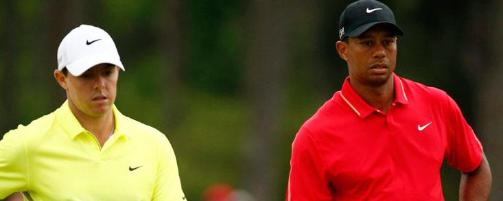 McIlroy y Woods, principales atractivos en un torneo sin españoles