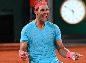 Rafa Nadal logra su décimo tercer Roland Garros e iguala a Federer con 20 Grand Slams