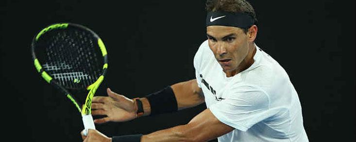 Rafa Nadal logra su pase a la final tras derrotar al búlgaro Dimitrov en cinco sets