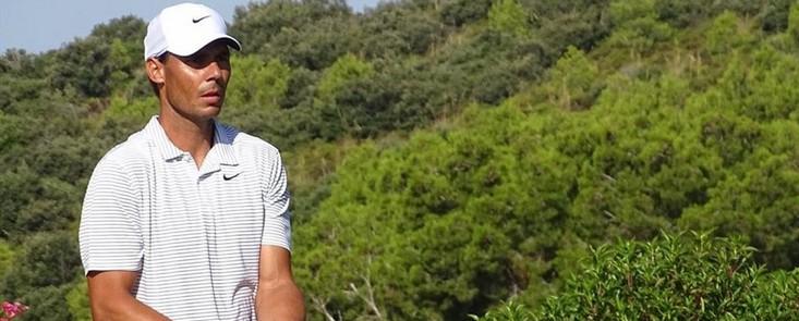 Rafa Nadal, estrella en Golf Maioris del 24 al 26 de octubre