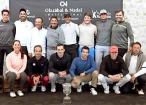 El equipo de Rafa Nadal se impone en la sexta edición de su duelo solidario