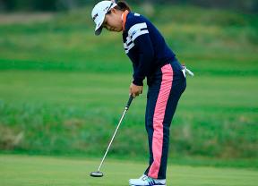 Nasa Hataoka asume el mando del Shoprite LPGA Classic