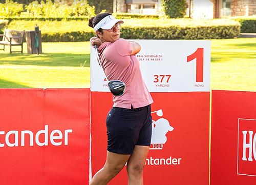 Natalia Escuriola quiere seguir manteniendo el número 1