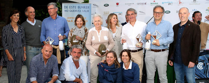 Golf de altos vuelos en Neguri