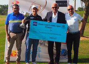 Lukas Nemecz se lleva el premio con Daniel Berná en el top ten