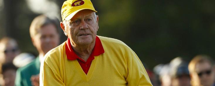 El gran Jack Nicklaus, 'El Oso Dorado' cumple 80 años
