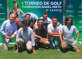 Golf Ibiza recibirá el torneo de la Fundación Ángel Nieto