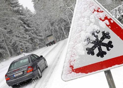 Consejos prácticos para conducir en la nieve