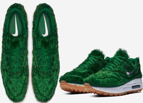 Las zapatillas de golf más extravagantes del mundo