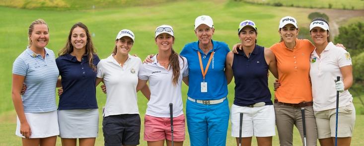 La grandeza del golf femenino español