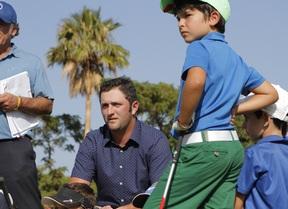 Meaztegi espera a los finalistas del Seve&Jon Golf for Kids