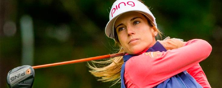 Cinco españolas en la última prueba del calendario del Ladies European Tour