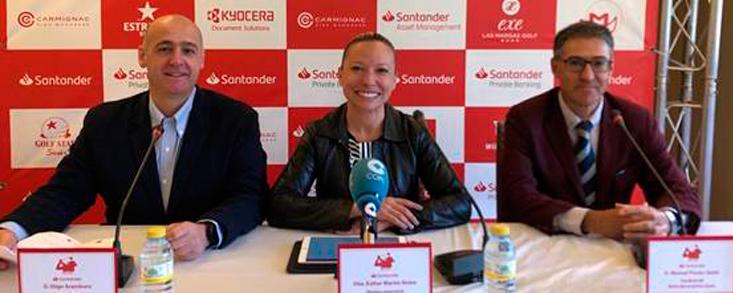 Norba Club de Golf, preparado para inaugurar el Santander Golf Tour