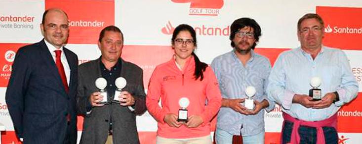 El equipo de Natalia Escuriola se impone en el Pro Am de Norba Club de Golf