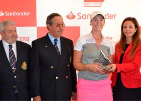 Laura Murray consigue el triunfo en Norba Golf