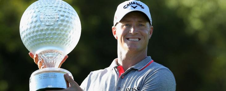 Alex Noren gana en Sudáfrica y se postula como el gran triunfador de la temporada