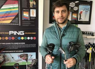 Borja Lostau nos regala un fitting personalizado con los nuevos G425 de PING