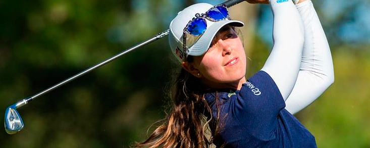 Nuria Iturrioz logra la tarjeta de la LPGA