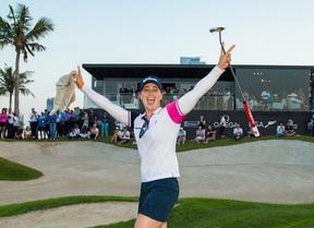 Nuria Iturrios repite victoria una semana después en Dubai
