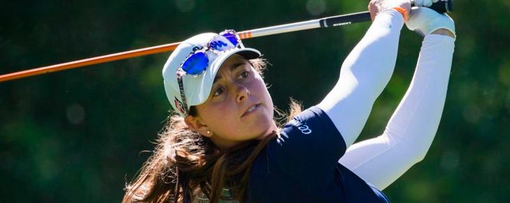 Nuria Iturrios y Lina Boqvist lucharán por la victoria en Marruecos