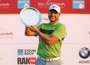 Jordan Smith gana y vuelve a liderar la Race to Oman