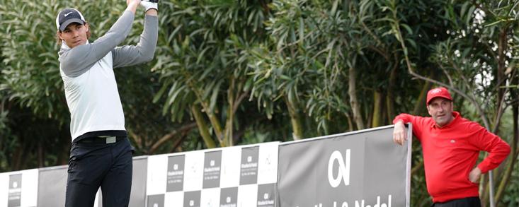 Ciganda y Quirós se unen a Nadal y Olazábal en Malloca