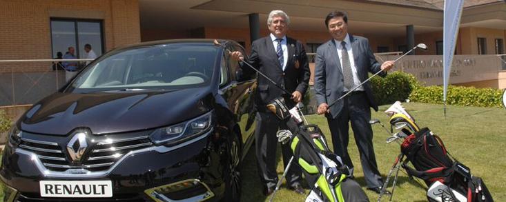 Un circuito para 'todos' los aficionados al golf