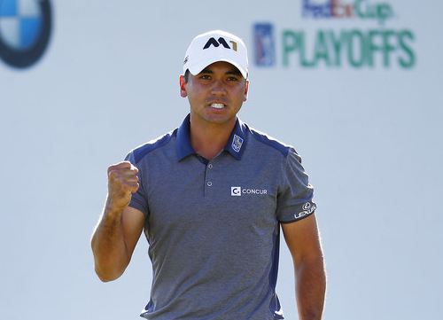 Jason Day, número 1 del mundo