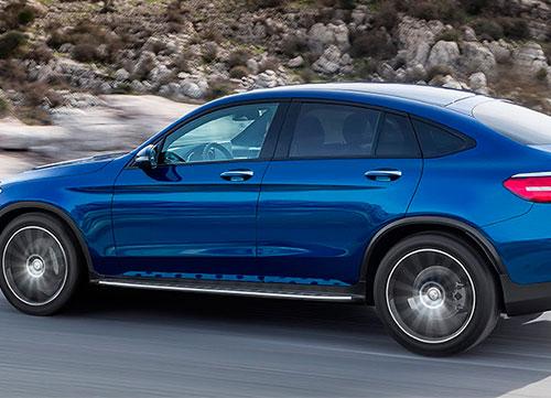 El siguiente capítulo del Mercedes GLC Coupé