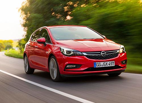 Nuevo Opel Astra, más ligero y estilizado