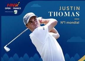 Justin Thomas estará en el Open de Francia