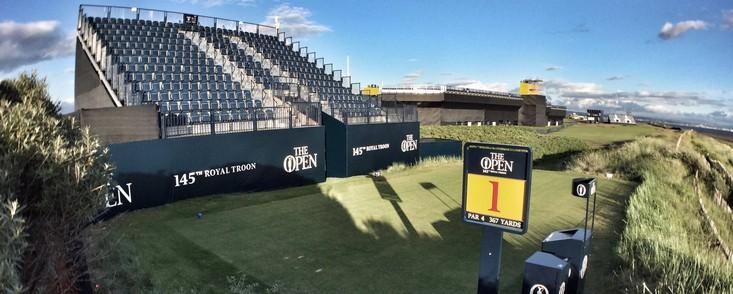 El tercer Major del año sigue siendo el sueño de todos los golfistas