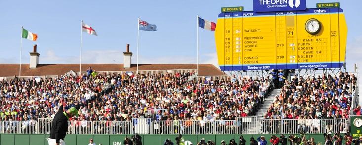 Tres plazas para el Open Championship en juego en Valderrama