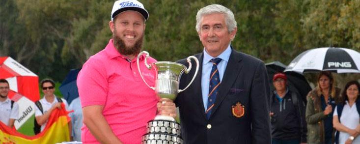 Un golf débil sin Open de España