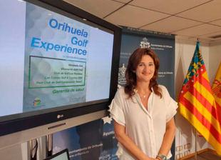 Orihuela se postula como destino de golf