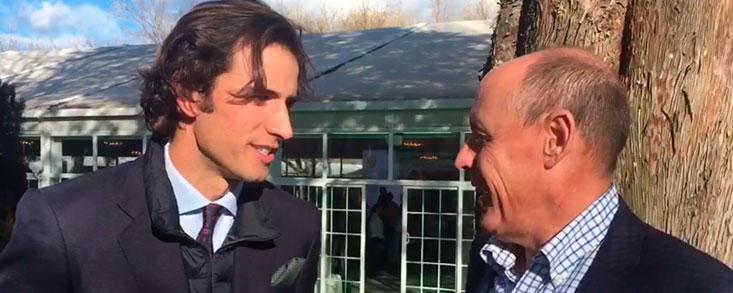 Pedro Oriol: 'Quiero ganar y meterme en esa rueda para que no me saquen de ahí'