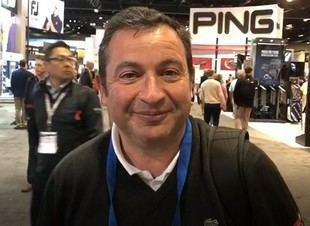Carlos Marín, de CM Golf, en la mejor feria de golf del mundo