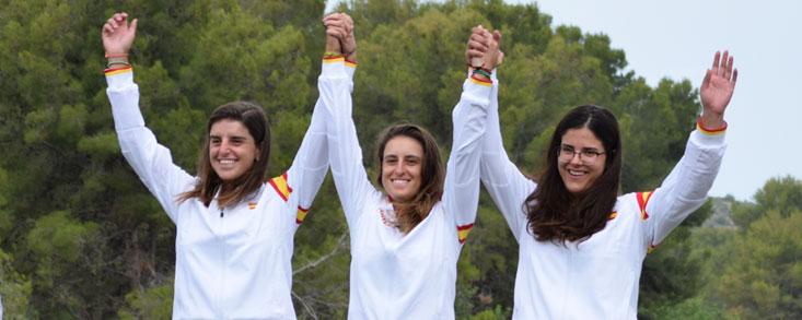 Marta Sanz: 'Lo vi muy crudo al final pero remonté y conseguí la victoria'