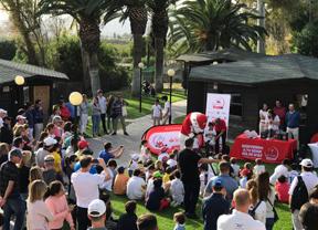 Golf Park y Real de Sevilla, nuevas citas