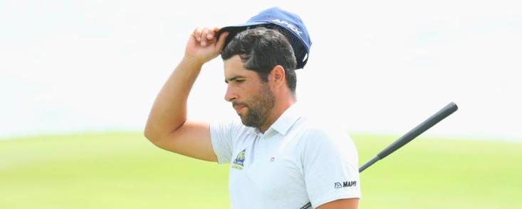 Adrián Otaegui: 'El campo me gusta mucho pero el viento será un problema'