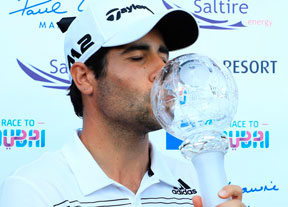 Adrián Otaegui agradece las felicitaciones
