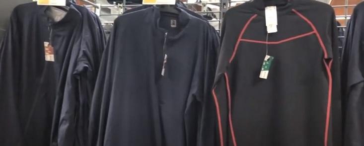 Decathlon nos presenta su propuesta de ropa de golf de otoño/invierno